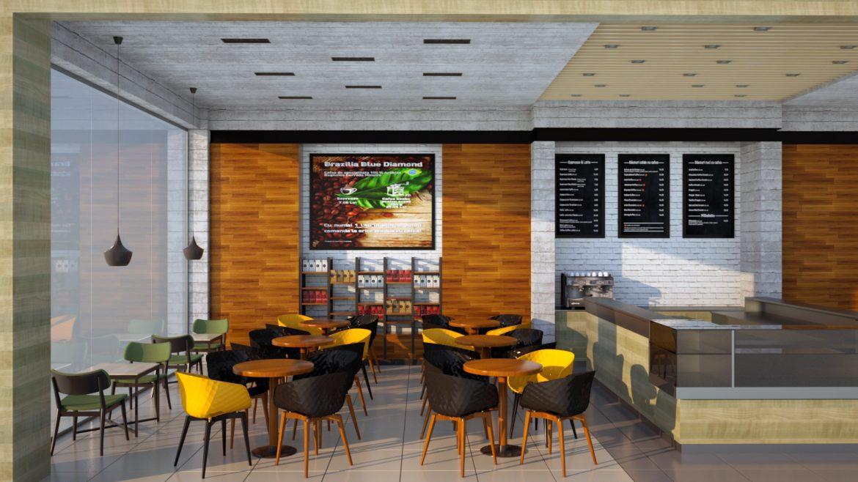Proiect cafenea Zvon Cafe Braila