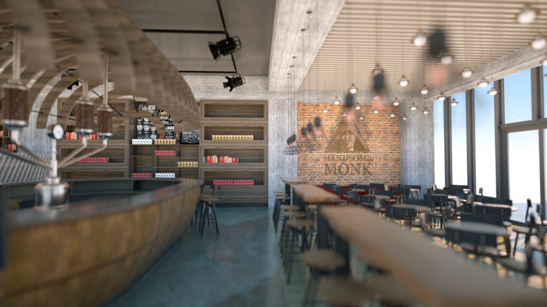 Proiect Cafenea Parklake Handsome Monk 10