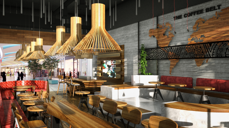 Proiect Amenajare Cafenea Parklake