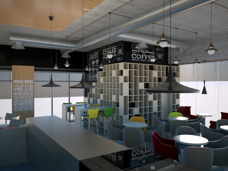 Proiect Cafenea Zvon Focsani