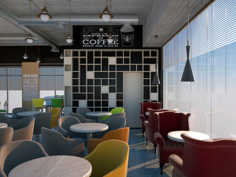 Proiect Cafenea Zvon Focsani 05