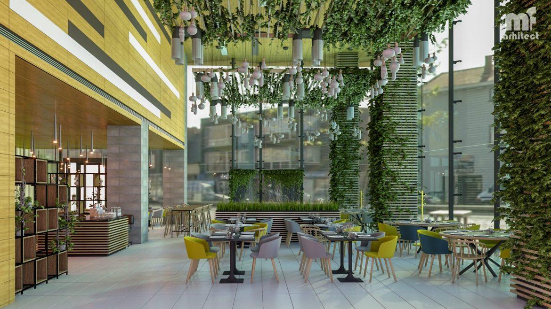Arhitectura Proiect Restaurant